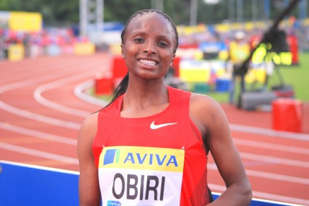 15th May 2016 – After 18 months away from the sport following the birth of  her first child, former World Championship bronze medallist Hellen Obiri  (KEN) ...