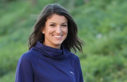NCAA 100m and USATF 200m Champion Jenna Prandini