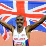Olympic, World & European Champion Mo Farah