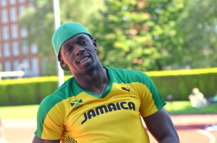 Usain Bolt wins in Zurich | PACE Sports Management | One of